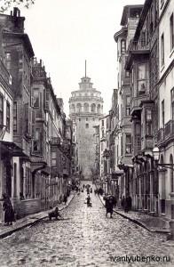 Башня Галата, Стамбул