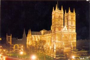 Вестминстерское аббатство, Лондон, 1982 г.