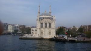 Мечеть Ортакой на Босфоре
