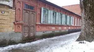 Типичный дом середины XIX в.