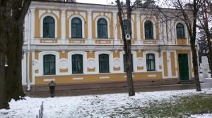 Особняк на бывшей Почтовой в Ставрополе