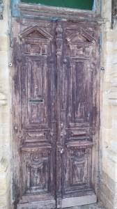 Дверь на Барятинской