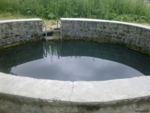 Бассейн на Ташле