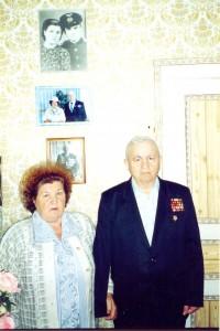 Мои родители (9 мая 2001г.).