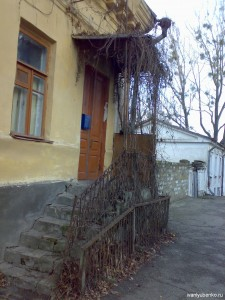 Дом по улице Ясеновской