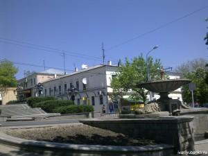Первое каменное здание в Ставрополе