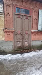 Ещё одна дверь на Барятинской