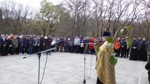 Речь представителя церкви