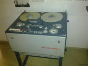 Магнитофон  студийный
