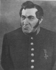 Аммос Фёдорович Ляпкин-Тяпкин, судья